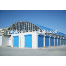 K Shape Building Arch Steel Roofing Construction Machine