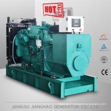 Avec le générateur de moteur de CUMMINS, prix réduit, générateur diesel de 160 kilowatts