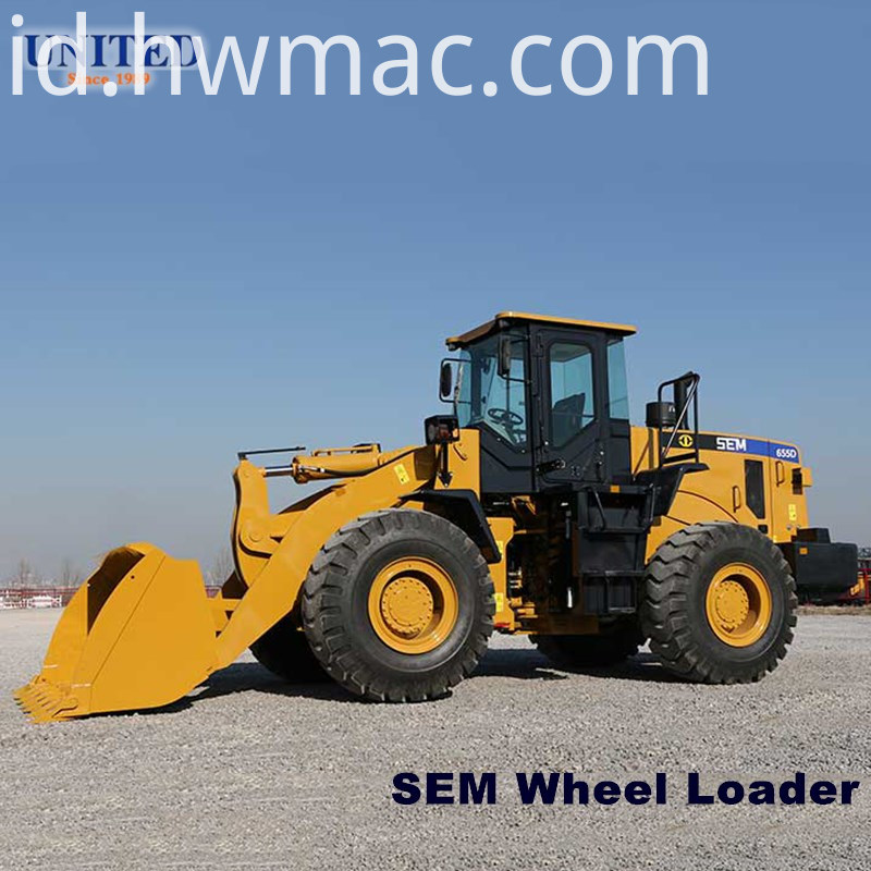 5 Ton Front End Loader