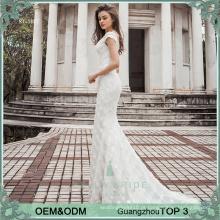 Vestido de noiva de sereia brilhante vestido de noiva de primeira classe fabricante vestidos de casamento por atacado vestidos de lantejoulas vestido de noiva