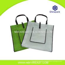 Kundenspezifische neue Entwurfsqualitäts beste faltbare Einkaufstasche