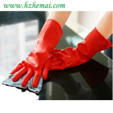 Latex Cleanning Dish Washing Household Glove