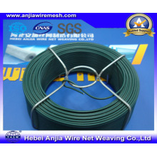 Decoration Used PVC Coated Iron Wire