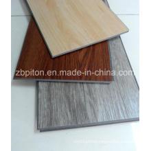 Click System PVC Vinyl Flooring Virgin Material