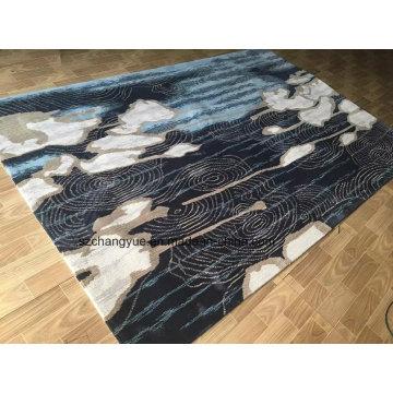 Modern Style mão adornada acrílico tapetes