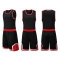 Hot Selling China Factory Custom Basketball Jersey New Basketball Uniform Design For Training