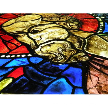 Stained Tempered Art Glass for Church