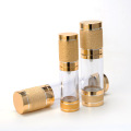 10ml/15ml/30ml/50ml Aluminium airlessbottles pump bottles
