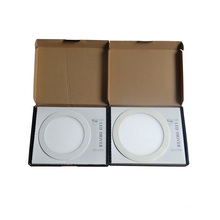 Colorful Packing 2 Years Warranty Round LED Panel Light