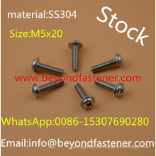 Machine Screw Pan Washer Screw