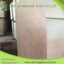 Okoume Bintangor Penceil Cedar Poplar Face Samll Size Dbbcc or Bbcc Grade Door Size 3′x7′ Comemrcial Plywood with Cheaper Price