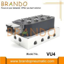 1/4 '' VU4 Accuair-Magnetventil-Verteilereinheit