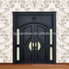 Villa Mian Entey porta de madeira dupla villa mian porta madeira villa porta exterior
