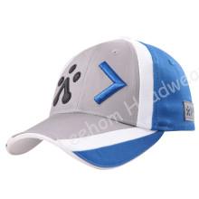 (LPM16015) Bordado construido promocional del béisbol gorras bordadas