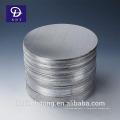 cercle en aluminium de cuisson / plaque ronde