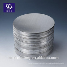 discos de alumínio finos
