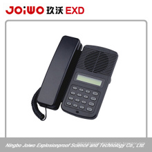 China wholesale supply fashionable corded keypad fixed telephone