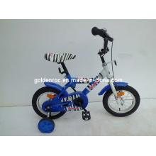 """Bicicleta de 12 """"con marco de acero para niños (1211Z)"""