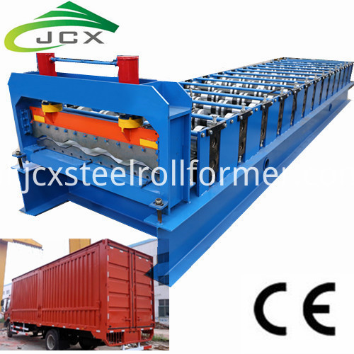 Lorry Panel Forming Machine