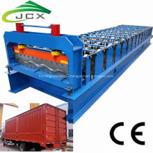 freight car panel making machine roll forming machine