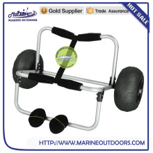 Trolley with wheels, Foldable trolleys on wheels, Kayak transport trailer