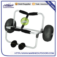 New products foldable kayak carrier hot selling products in china with balloon wheel