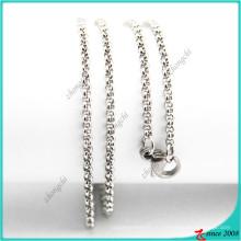 Нержавеющая сталь Роло Цепь ожерелье ювелирные изделия