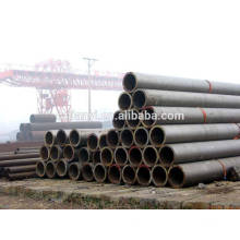 Large diameter 3PE ERW carbon steel pipe for water pipe