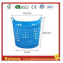 Plastic Basket Desk Pen Tray