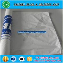 Cubierta de asiento de coche de plástico transparente de alta calidad exportada