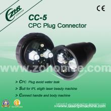 Cc-5 Safety Performance IPL Conector de enchufe IPL Accesorio de máquina