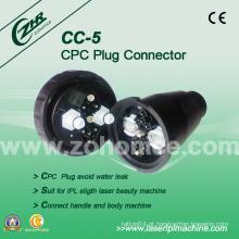 Cc-5 Segurança Desempenho IPL Plug Connector IPL Máquina Acessório