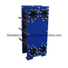 Intercambiador de calor de placas de alta eficiencia (igual a M10B / M10M)