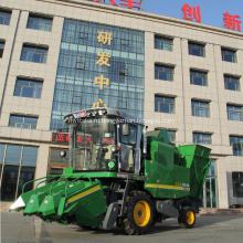 уборка кукурузы маис машина как это работает