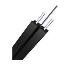 2 Core Gjxh FRP renforcent le câble de fibre d'intérieur LSZH FTTH