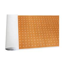 Rouleaux de bandage en coton élastique non tissé à bande adhésive