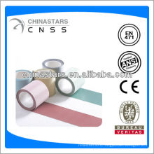 colorful reflective tape for sport wear