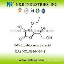 CAS # 86404-04-8 Ácido 3-O-etil-L-ascórbico