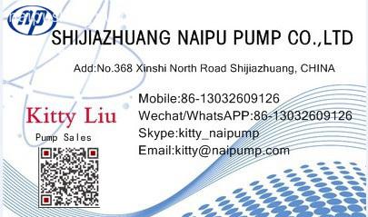 Kittly Liu Slurry Pump