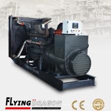 800kw 1000kva Shangchai sola fase 120V / 220V trifásico 380V / 400V dos alambres por Shangchai Dongfeng SC33W1150D2