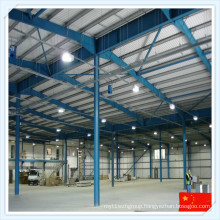 Q235 Q345 New Prefabricated Steel Frame Building