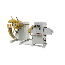 Decoiler Straightener 2 IN 1 Machine