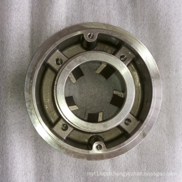 Stainless Steel Castings with CNC Machining