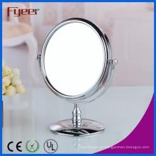 Desktop quente da venda de Fyeer espelho redondo da composição de 8 polegadas