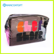 Transparent PVC Zip Cosmetic Bag Rbc-003