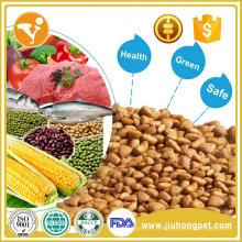 Aliments de chat halal secs de bonne qualité