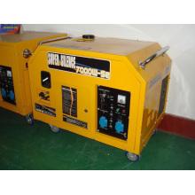 Gerador de gasolina silencioso / insonorizado
