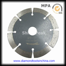 Segmento de Sierra de diamante para granito hoja