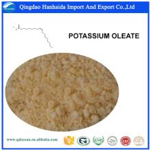 ISO certifié usine fournir de haute qualité 143-18-0 Potassium oléate avec prix compétitif