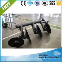tractor de granja arado redondo disco tubular arado 1LYX-330 con buen precio
